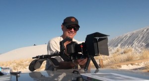 Witham Preps Camera at the Dunes